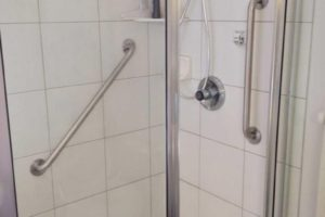 Shower Grab Bars